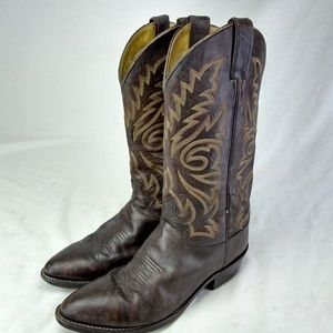 Justin 1364 Men 9.5 EE Cowboy Boot 151-26